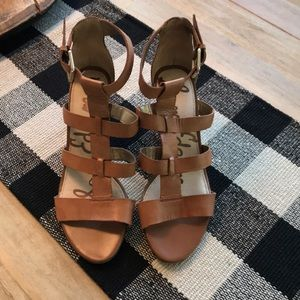 Sam Edelman Wedge Sandals